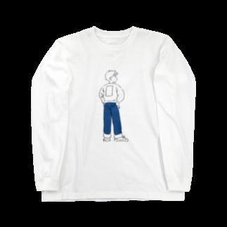 デニムボーイ ロングスリーブTシャツ