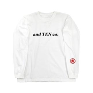 炎天下 Long sleeve T-shirts