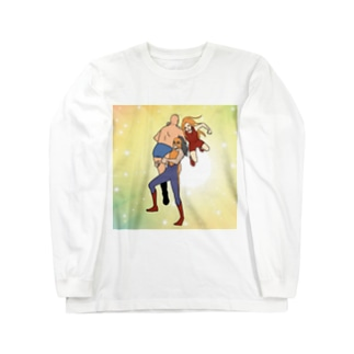 ダブルインパクト Long sleeve T-shirts
