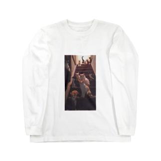 neiro姐さんの子供達 Long sleeve T-shirts