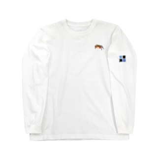 天草海部ロゴ Long sleeve T-shirts