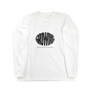 growing up Long sleeve T-shirts