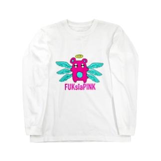 大天使クマエル Long sleeve T-shirts