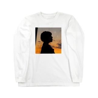 実写シリーズ Long sleeve T-shirts