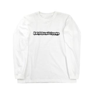 #shibuyameltdown/シブヤメルトダウン Long sleeve T-shirts