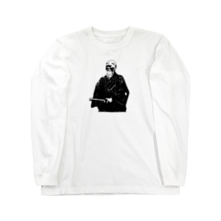 THE AIKIDO Long sleeve T-shirts