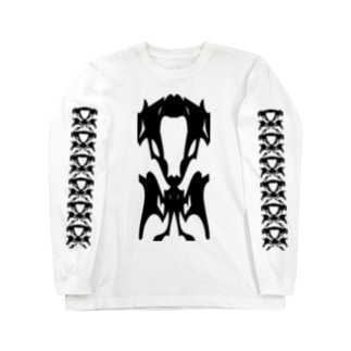 Space monster  Long sleeve T-shirts