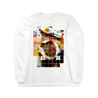 カニミソ Long sleeve T-shirts