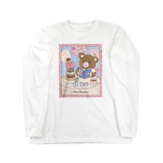 meet/bear Long Sleeve T-Shirt
