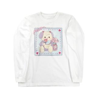 meet/dog Long Sleeve T-Shirt