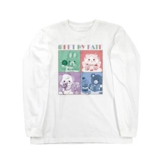 meet/ALL Long Sleeve T-Shirt