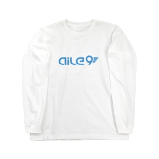 Aile9グッズ Long sleeve T-shirts