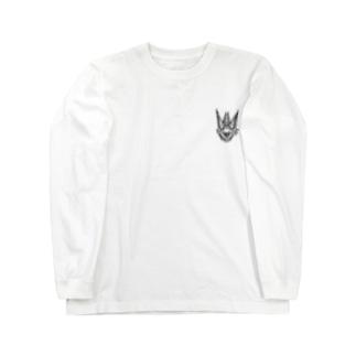 蝙蝠 Long sleeve T-shirts