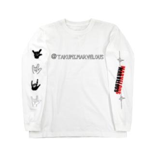 彩羽 匠 takumi irohaのわさイラスト Long Sleeve T-Shirt