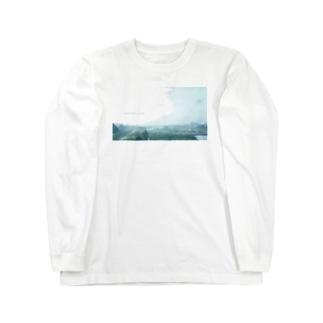 TENRIVERS_FILM 制作応援グッズ Long sleeve T-shirts