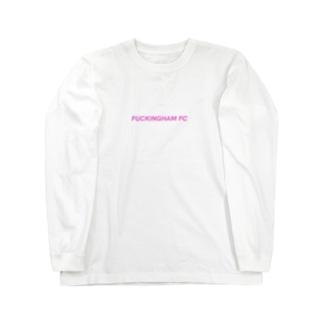 FFC PINK PRINT Long sleeve T-shirts