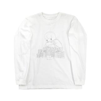 town Long sleeve T-shirts