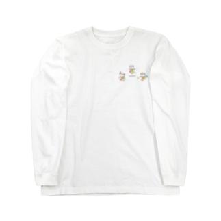 妖精ヨワ・メンタール③ Long sleeve T-shirts