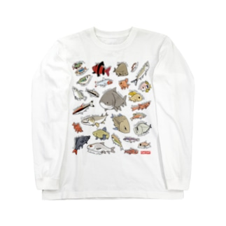 Very Cyprinids!(international) Long sleeve T-shirts