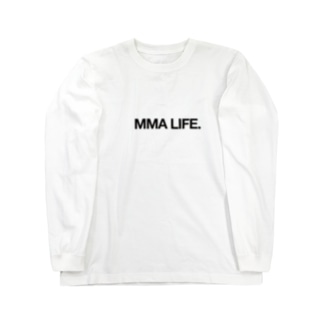 MMA LIFE Long sleeve T-shirts