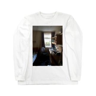 イギリスの部屋 Long sleeve T-shirts