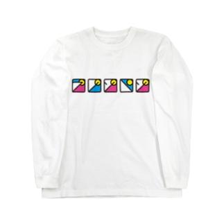 プノソペソ! Long sleeve T-shirts