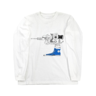 スタジオプロット Long sleeve T-shirts