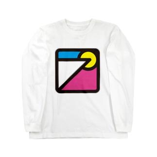 プ! Long sleeve T-shirts