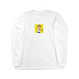 王家の血3ピースのりょう Long sleeve T-shirts