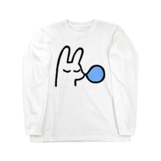 あらゐけいいちのマスター(レム) Long sleeve T-shirts