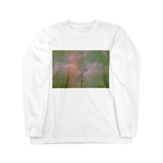 空に向かって Long sleeve T-shirts