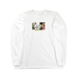 雨の日さんぽロンT Long sleeve T-shirts