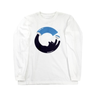 Cat from tube Long sleeve T-shirts