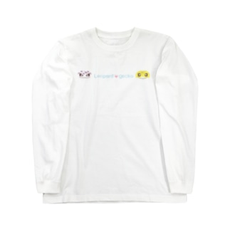 レオパラブ Long sleeve T-shirts