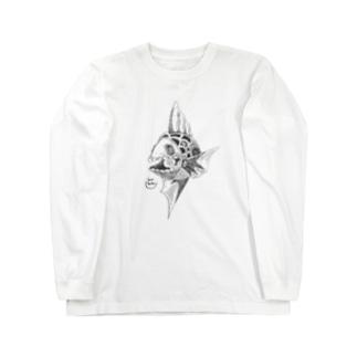 魚 Long sleeve T-shirts