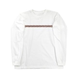 TuneBsideのOPEN Long sleeve T-shirts