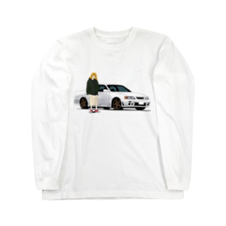 納車しました。② Long sleeve T-shirts