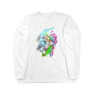 バトル イーノック Long sleeve T-shirts