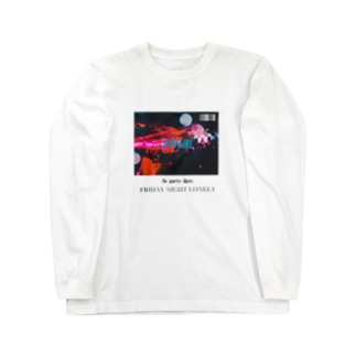 CITYGIRLのNO PARTY DAYS Long sleeve T-shirts