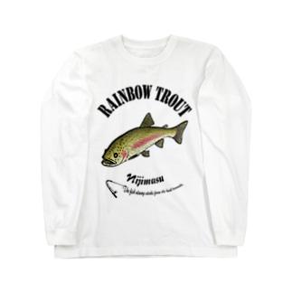 NIJIMASU_6_C Long sleeve T-shirts