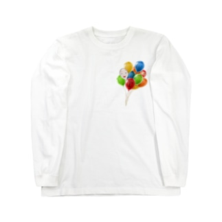 Balloon Long sleeve T-shirts