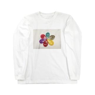 密かなオタク Long sleeve T-shirts