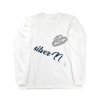 silver II Long sleeve T-shirts