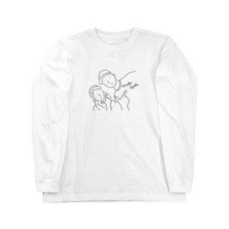 こうちゃんときょうちゃん Long sleeve T-shirts
