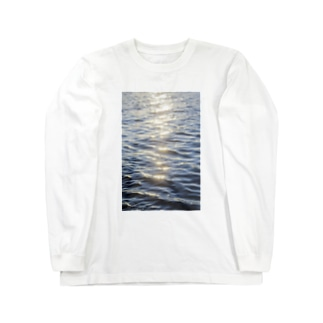 リンカの道筋 Long sleeve T-shirts