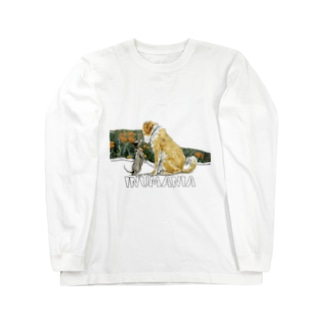 INUMANIA ずっと一緒だよ Long sleeve T-shirts