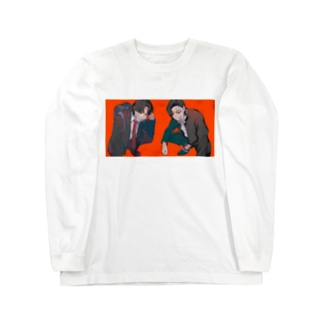 不良くん Long sleeve T-shirts