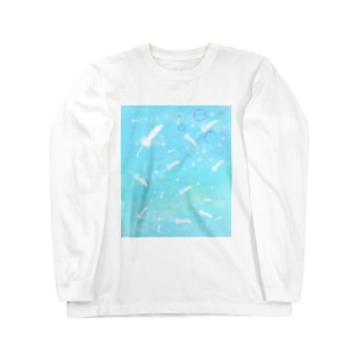 天界 Long sleeve T-shirts