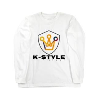 K-STYLE Long sleeve T-shirts