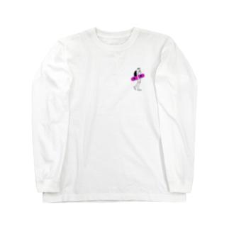 スケートボード Long sleeve T-shirts